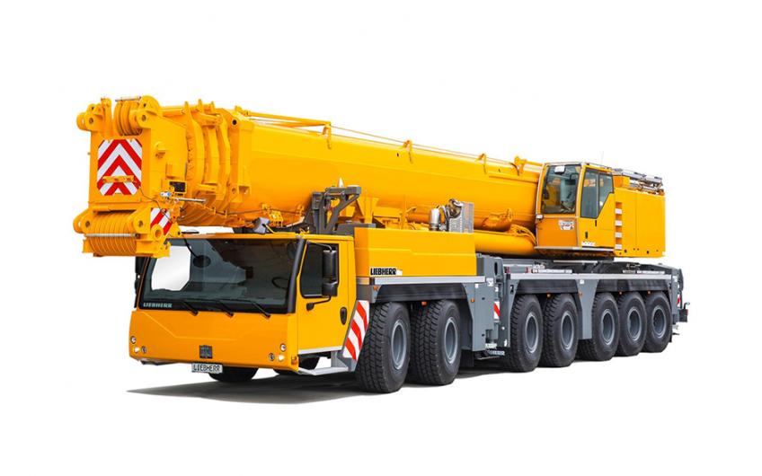 0 500T - 500T - Liebherr - LTM1400-7.1 LTM1400-7.1