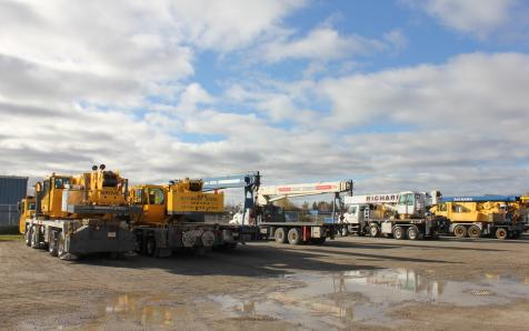 Richard Steel Ltd. Crane Group Outaouais 2018-08-26 00:00:00